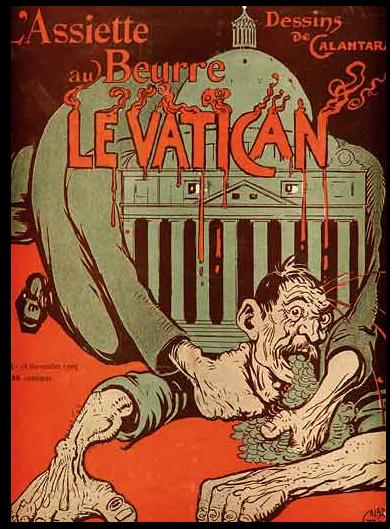 1905 galantra le vatican