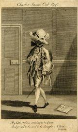 Aon, Henry Fox, 1770