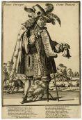 Anon, Le Roi Crieur, c1690s