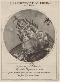 From Les Heros de la Ligue, 1691