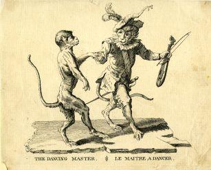 Guilard, Singeries, 1742