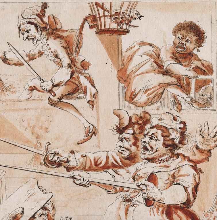 Graphic Satire In Eighteenth Century Britain At The Courtauld
