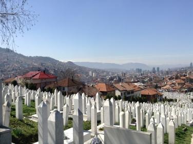 In Sarajevo