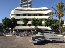 In Tel Aviv