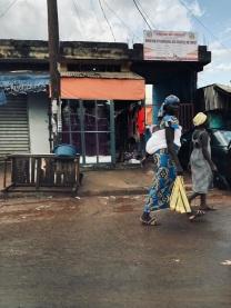 Streets of Yaoundé